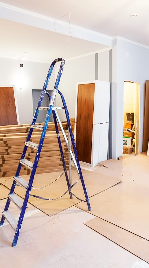 construction clean up services in Charlotte